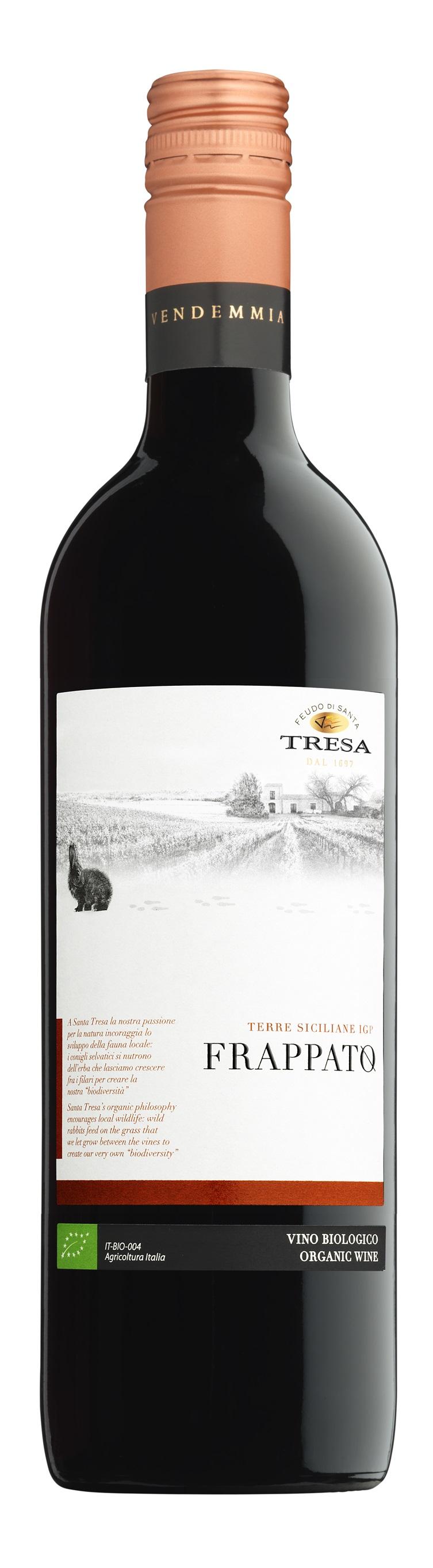 Santa Tresa Organic frappato