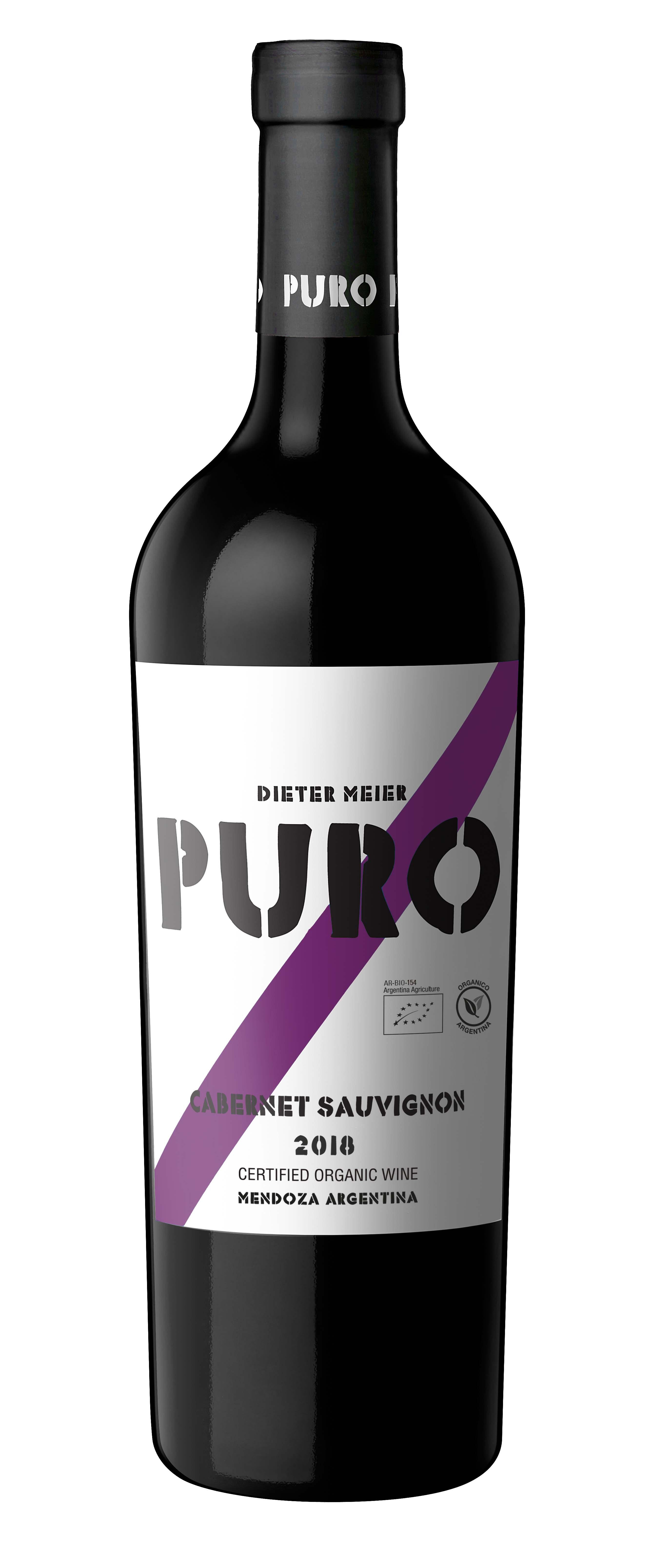 Puro Cabernet Sauvignon - Organic