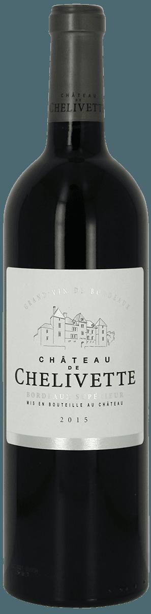 Château de Chelivette