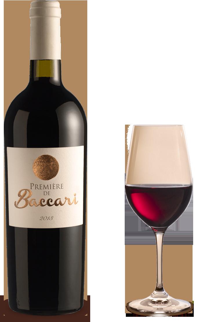 Première de Baccari (Cabernet Franc & Syrah)
