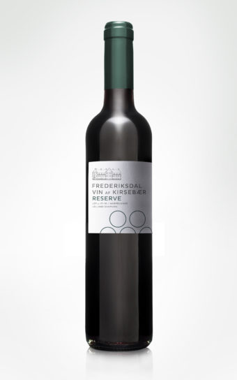 Vin af Kirsebær 'Reserve' (Stevns) - 50cl