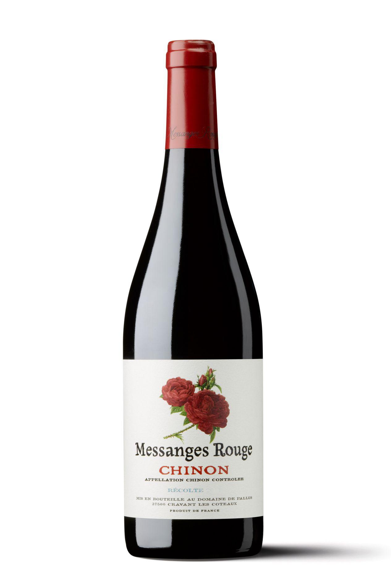 Chinon Rouge 'Les Messanges'