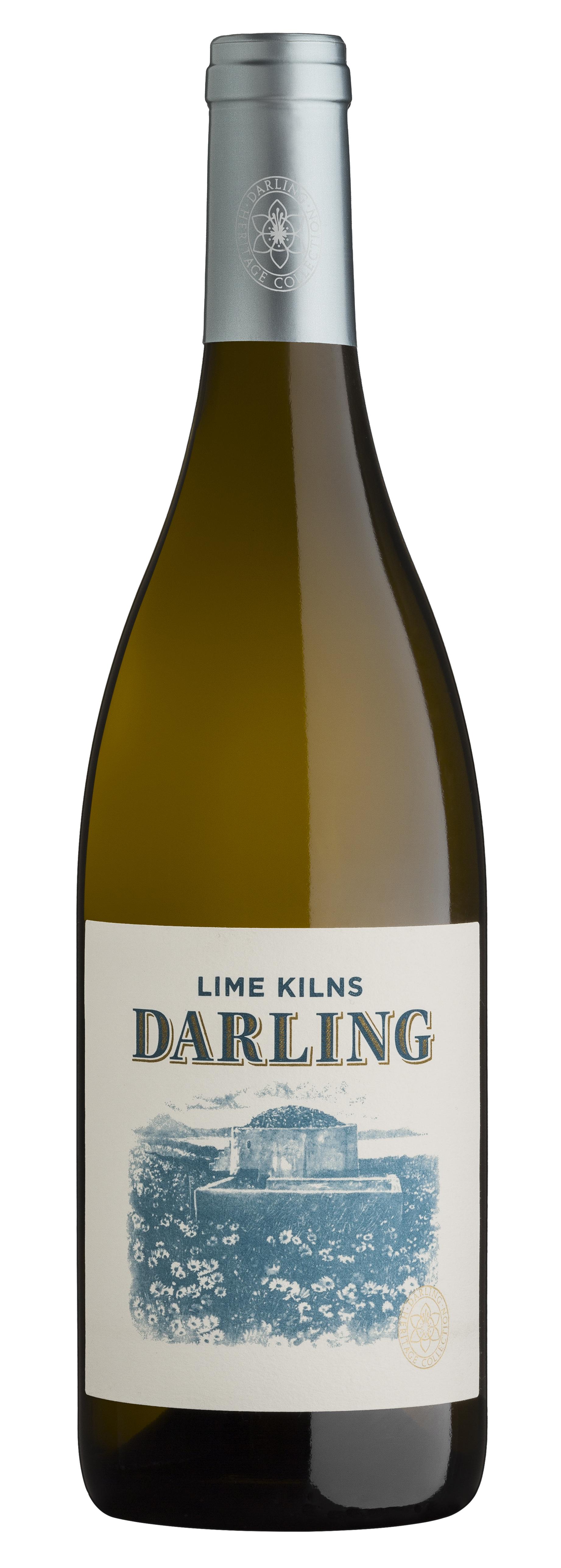 Lime Kiln White Blend (Chenin, Viognier, Chardonnay)