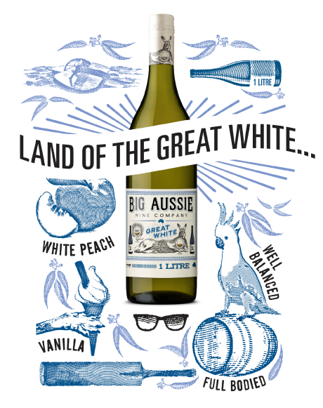 Great White - Chardonnay