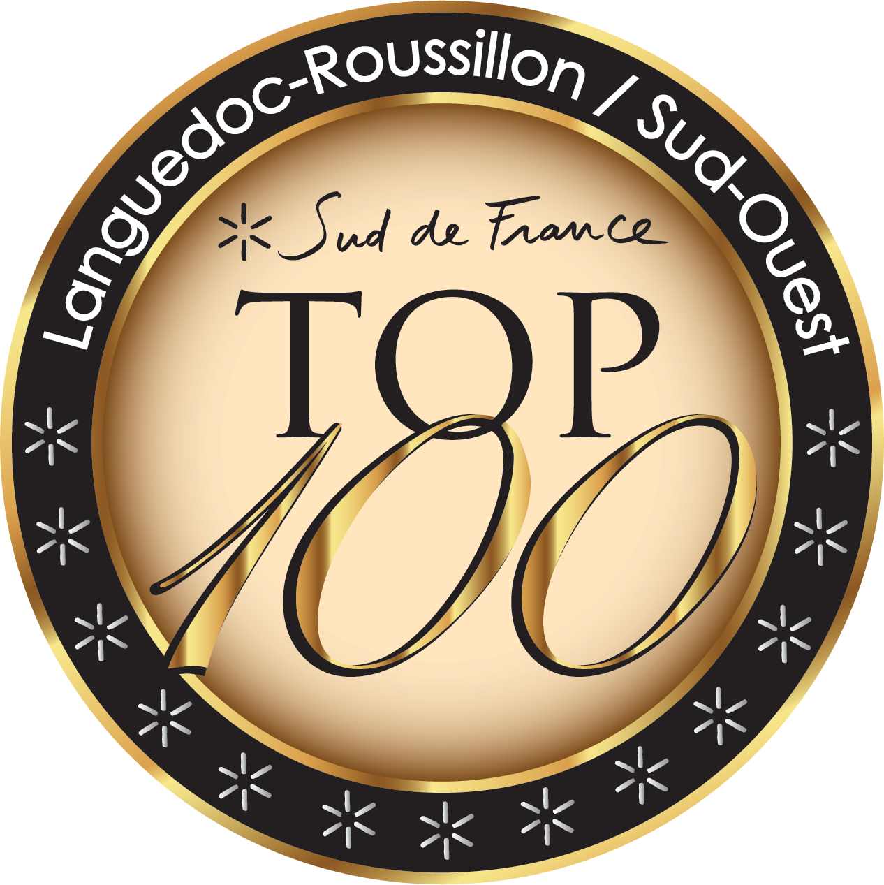 Sud de FrancE - Languedoc Roussillon / Sud Ouest - Top 100