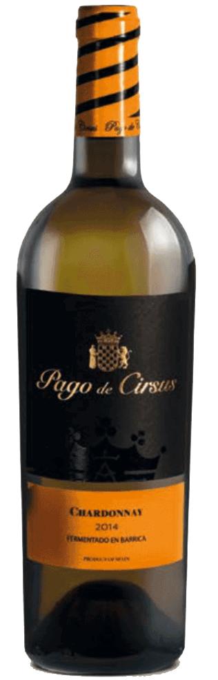 Pago de Cirsus Chardonnay Barrel Fermented