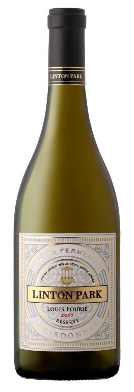 Louis Fourie Reserve Wild Fermented Chardonnay
