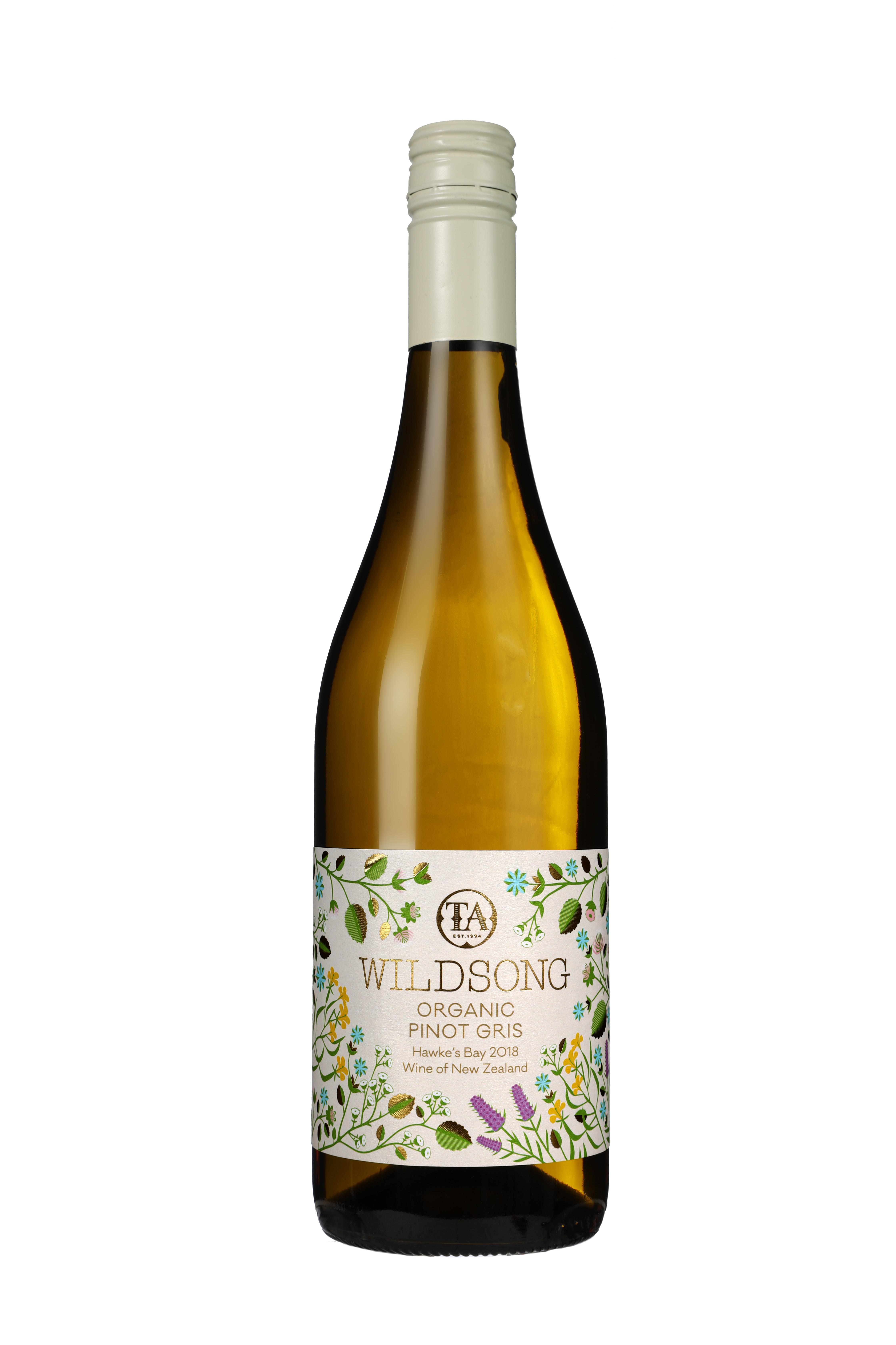 Wildsong Organic Pinot Gris