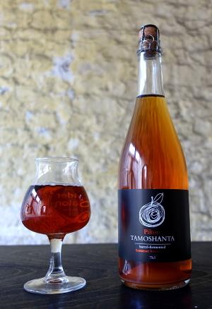 Tamoshanta Keeved Oak Ferment