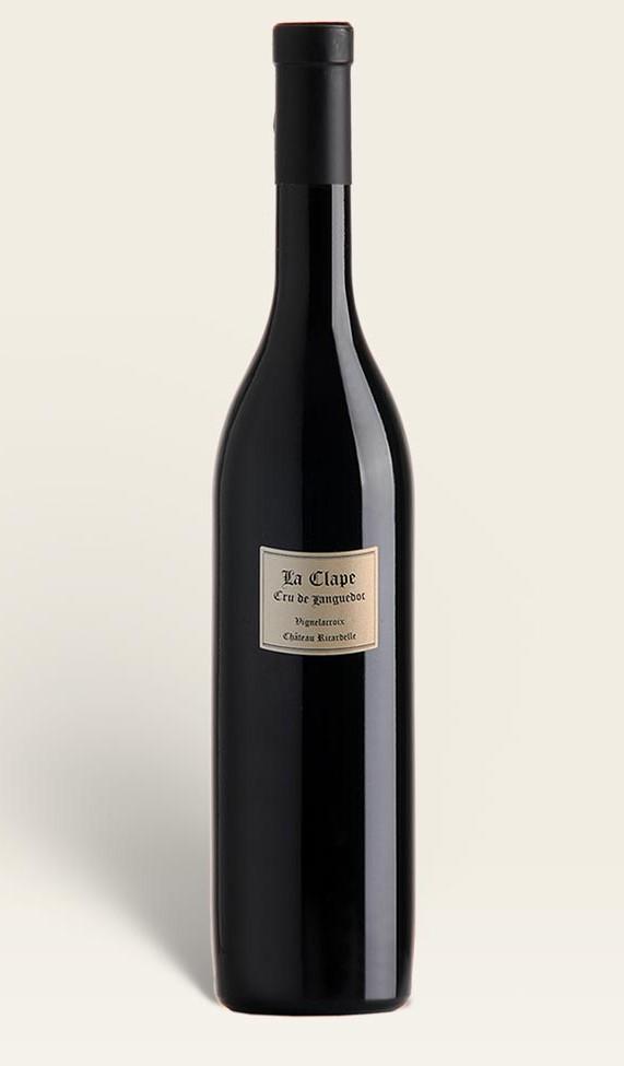 Vignelacroix Rouge, La Clape AOC