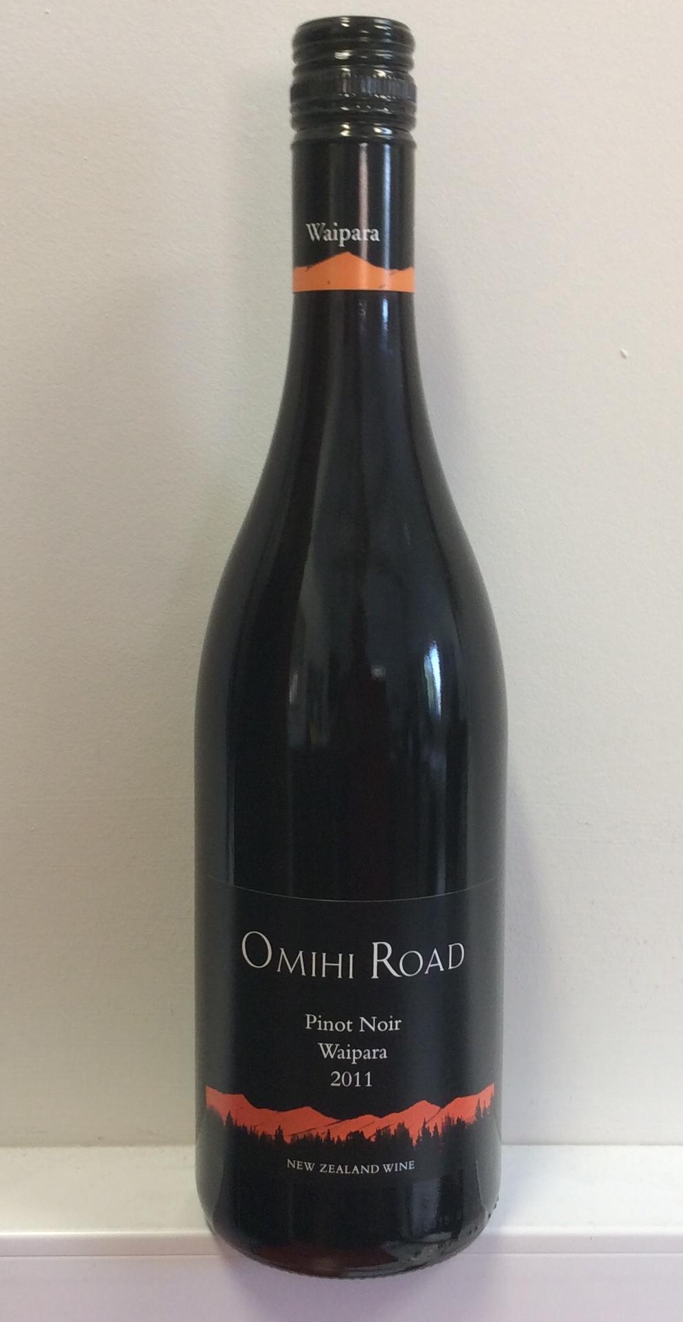 Omihi Road Pinot Noir