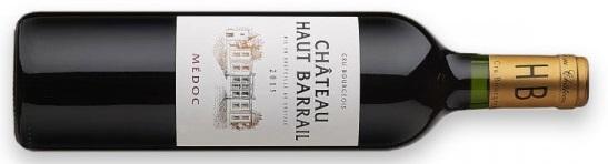 Ch. Haut Barrail