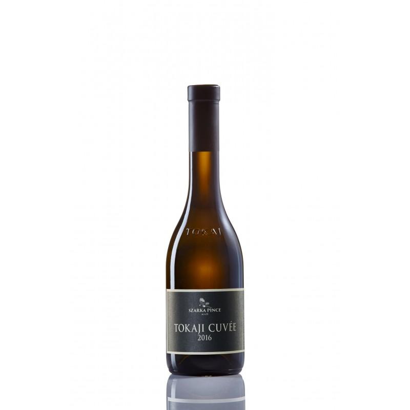 Tokaji Cuvée - half bottle