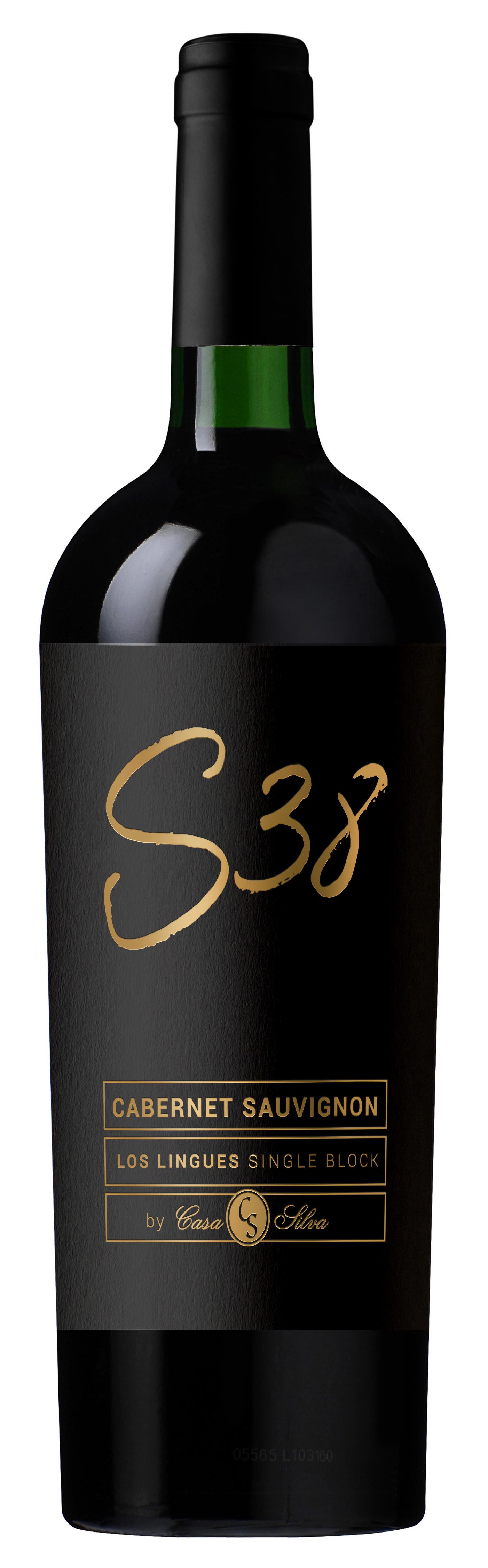 Block S38 Cabernet Sauvignon