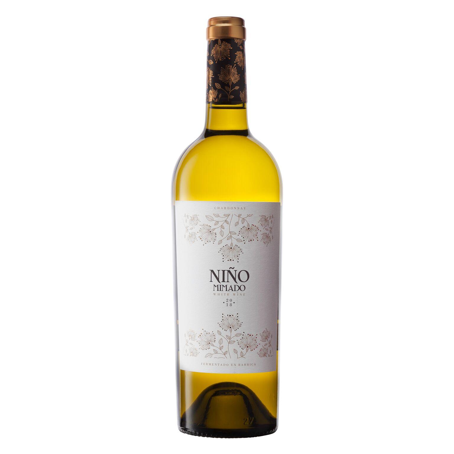 Nino Mimado Chardonnay Barrel Fermented