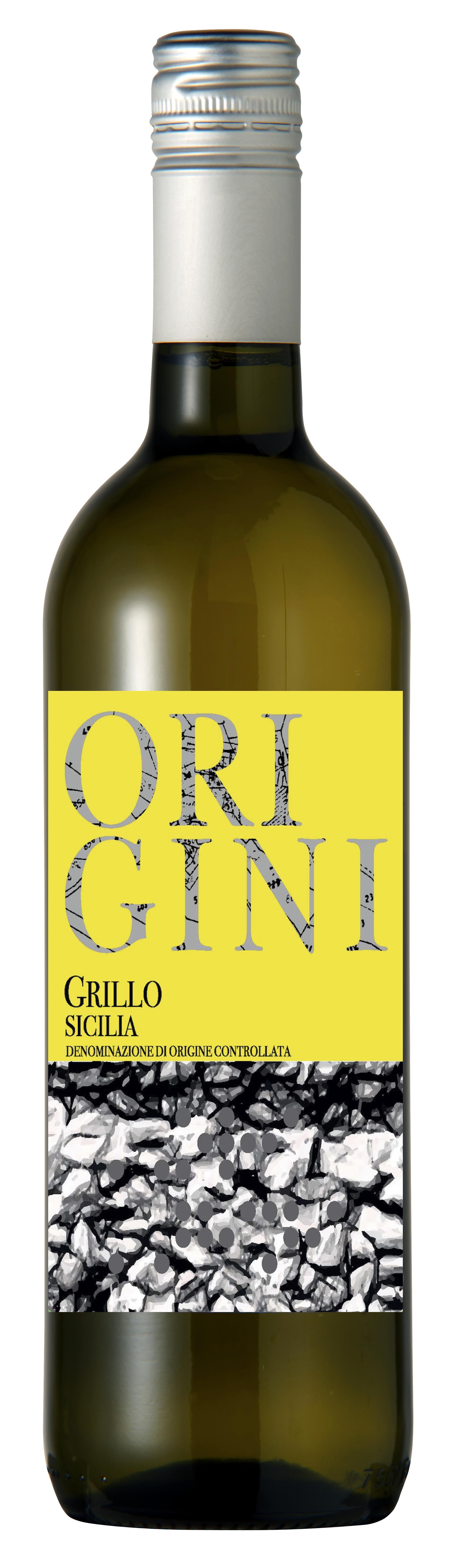 Origini Grillo DOC Sicilia