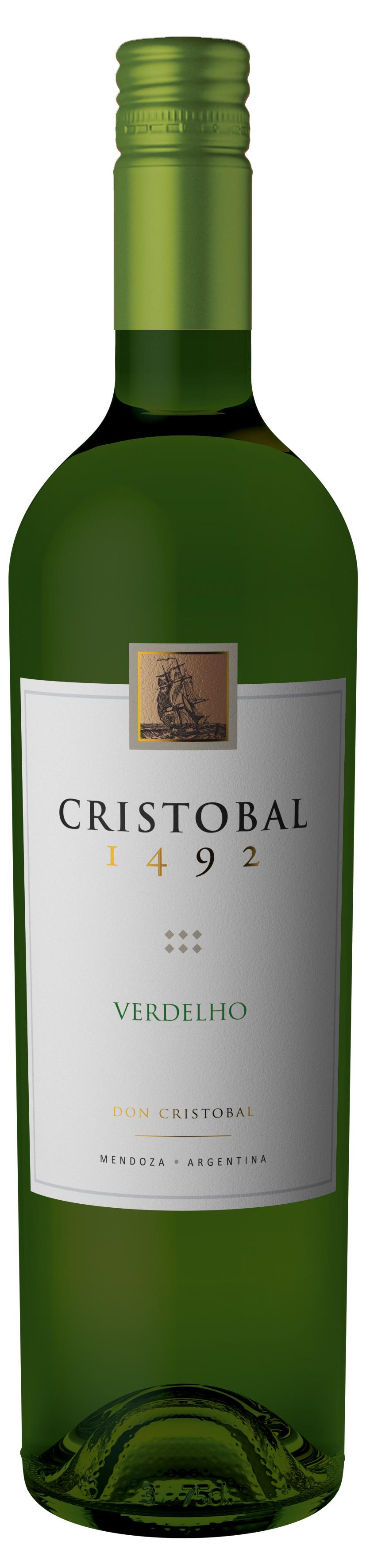 Cristobal 1492 Verdelho