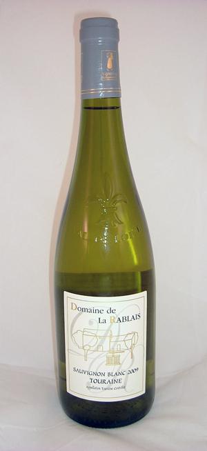 Touraine Sauvignon Blanc, Domaine de la Rablais