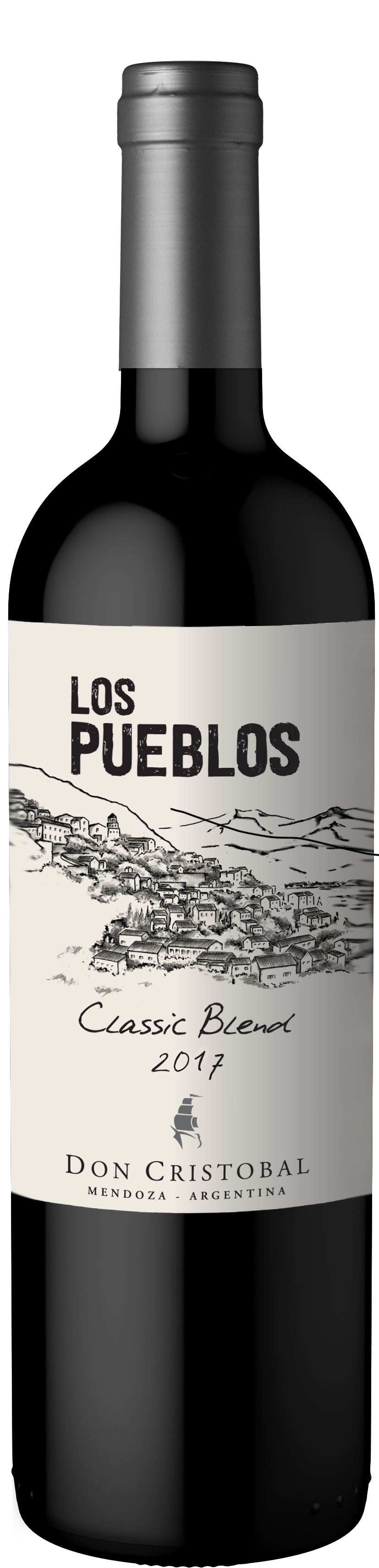 Los Pueblos Malbec/ Cabernet/ Merlot