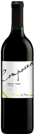 Composed By Hispa Red Blend (Tannat, Merlot, Cab Sauv)