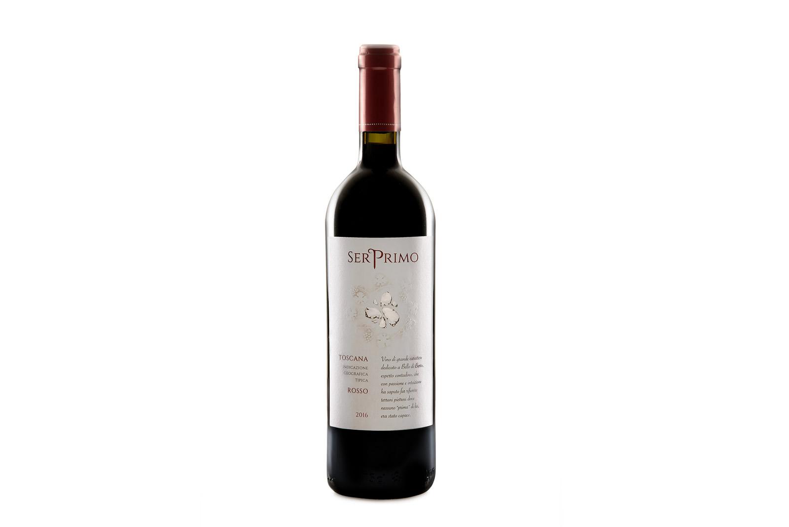 Rosso Toscana IGT Ser Primo