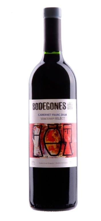 Bodegones del Sur Vineyard Select Cabernet Franc