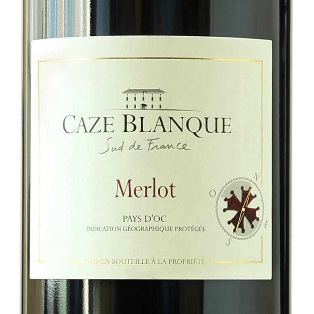 Merlot Caze Blanque