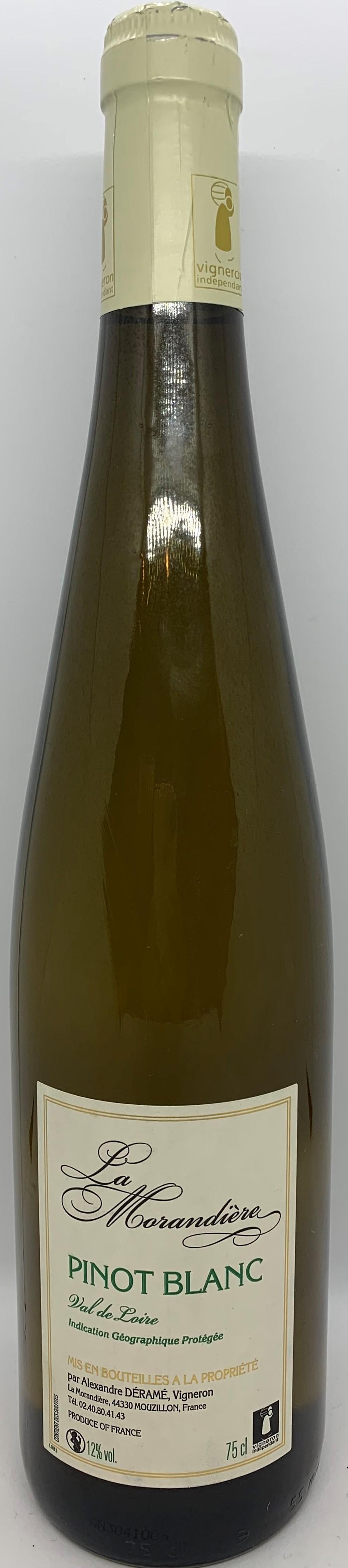 Domaine de la Morandiere Pinot Blanc