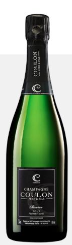 Champagne Brut Reserve Premier Cru
