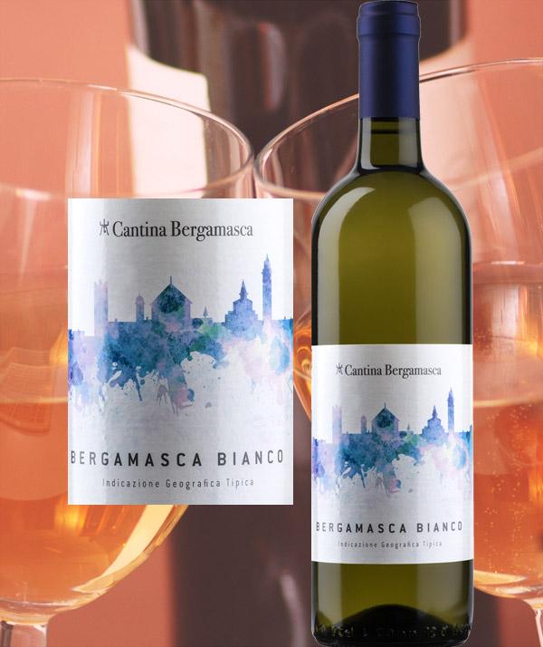 BERGAMASCA IGT BIANCO