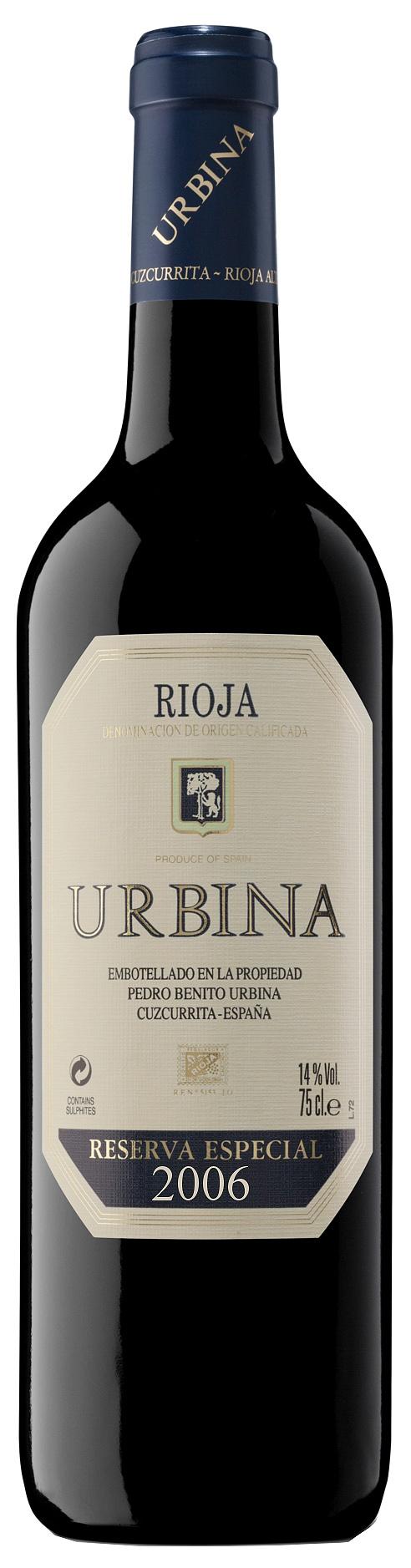 Urbina Reserva Especial