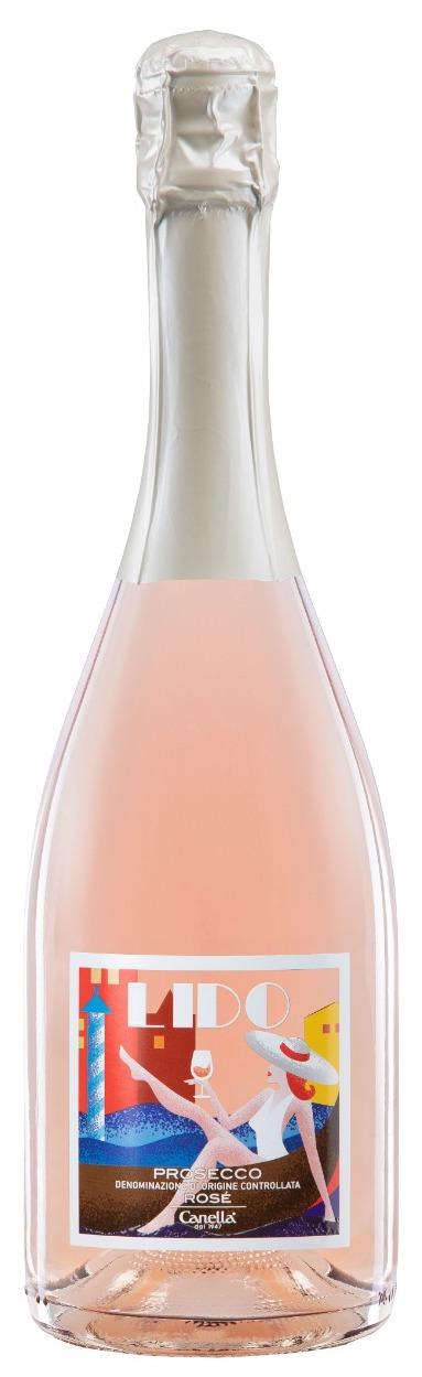 LIDO Prosecco Rosé DOC