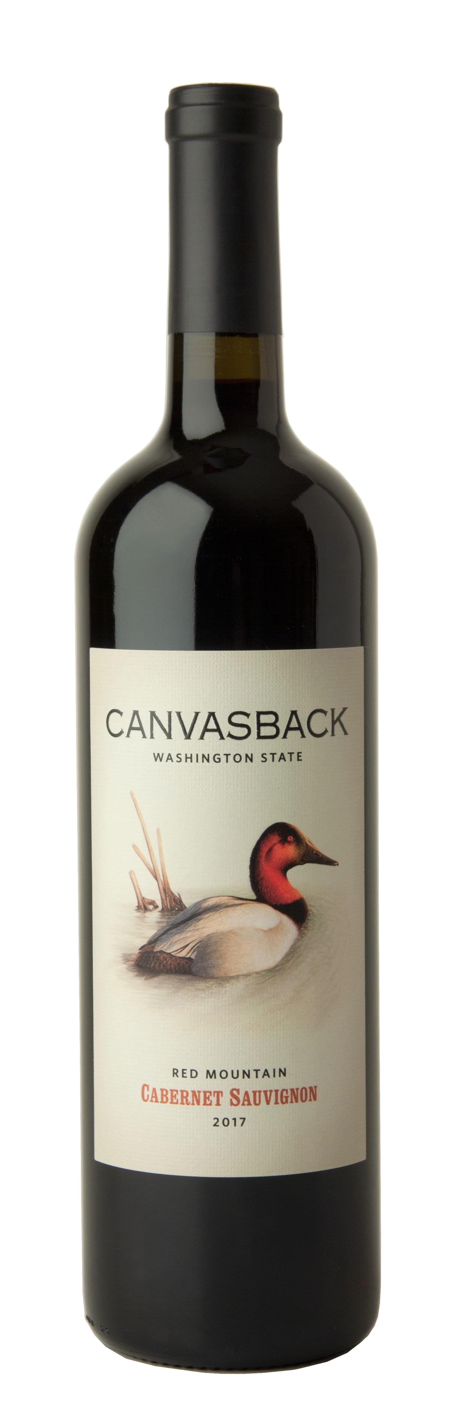 Canvasback Red Mountain Cabernet sauvignon