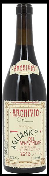Archivio Aglianico Beneventano IGT