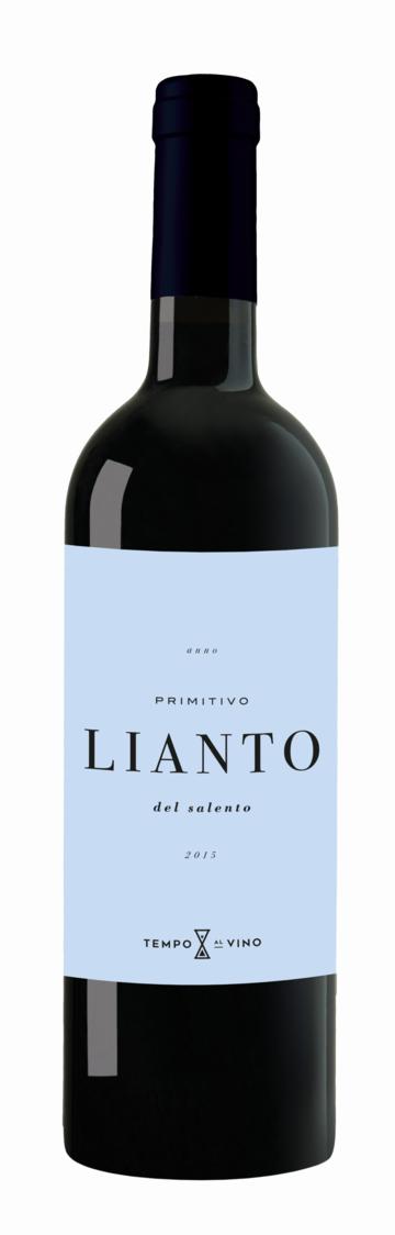 Tempo al Vino Lianto Primitivo