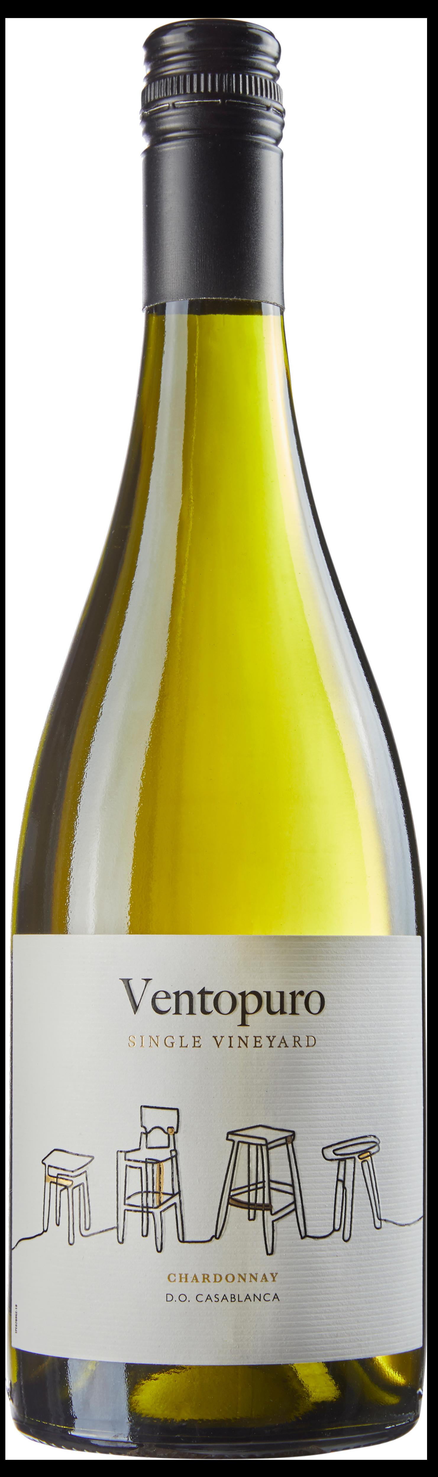 Ventopuro Single Vineyard Chardonnay