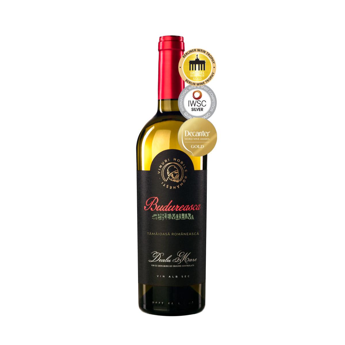 Budureasca Premium Tamaioasa Romaneasca - Romania