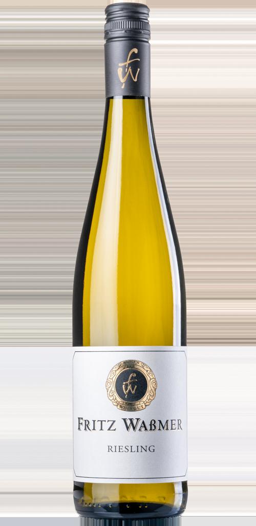 Weingut Fritz Waßmer Riesling 2020