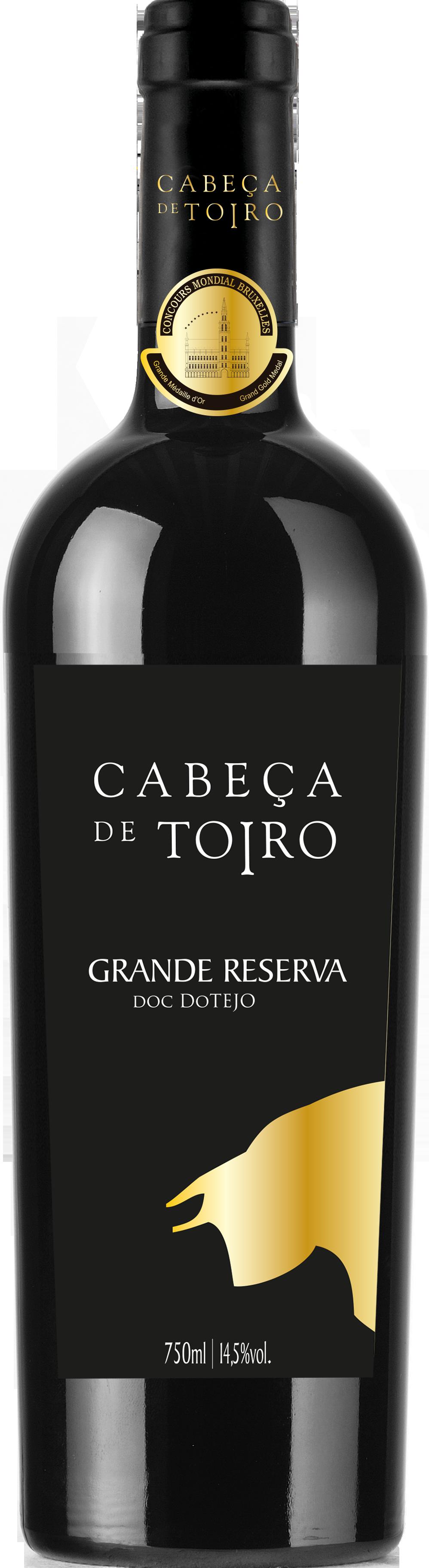 CABEÇADE TOIRO-GRANDE RESERVA –RED WINE