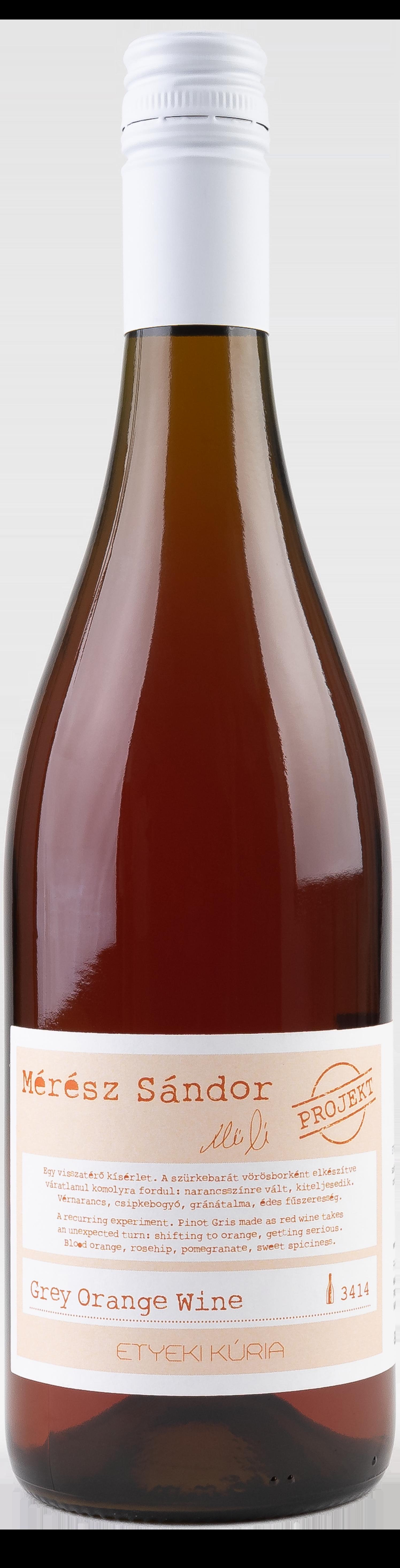 Grey Orange MS Projekt Wine