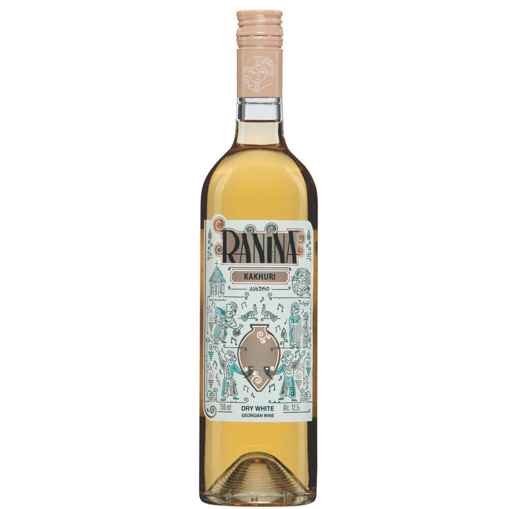 Ranina Kakhuri Amber Wine - Georgia
