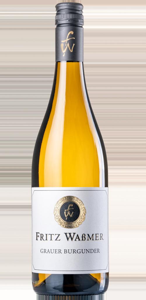 Weingut Fritz Waßmer Grauer Burgunder 2020