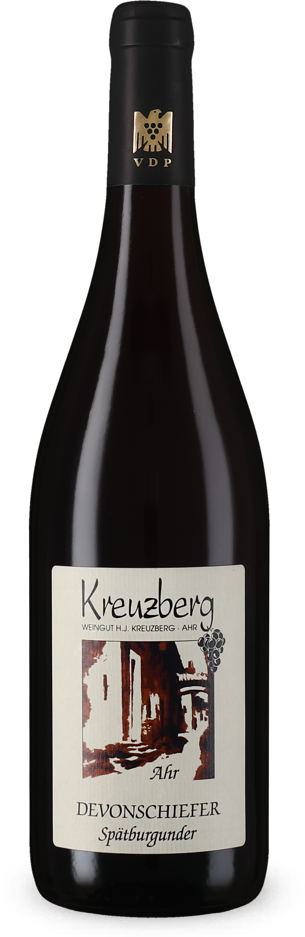 Kreuzberg Weingut Pinot Noir Devonschiefer Barrique Aged