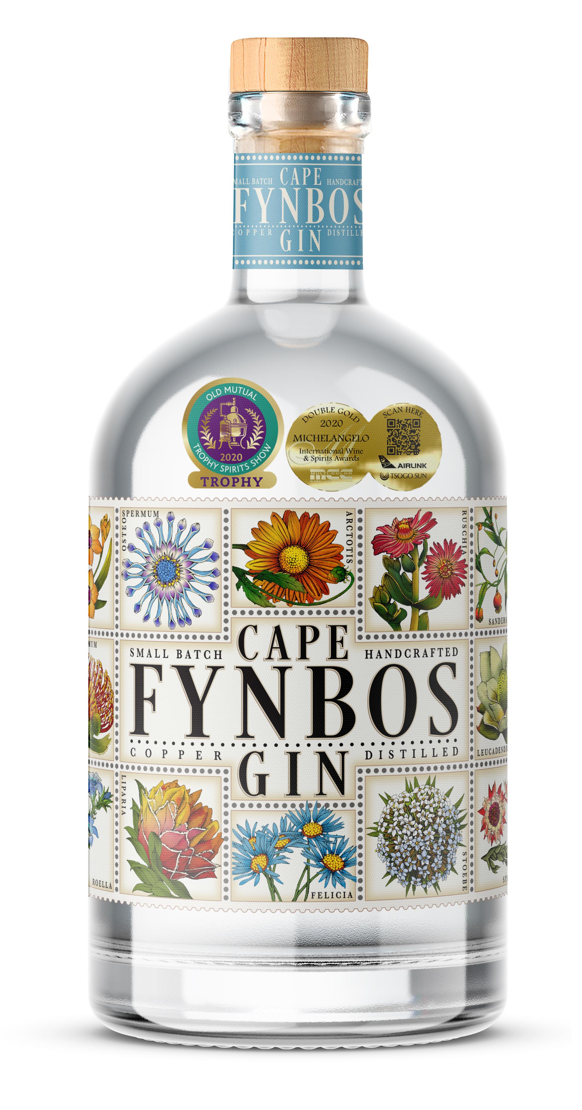 Cape Fynbos Classic Gin