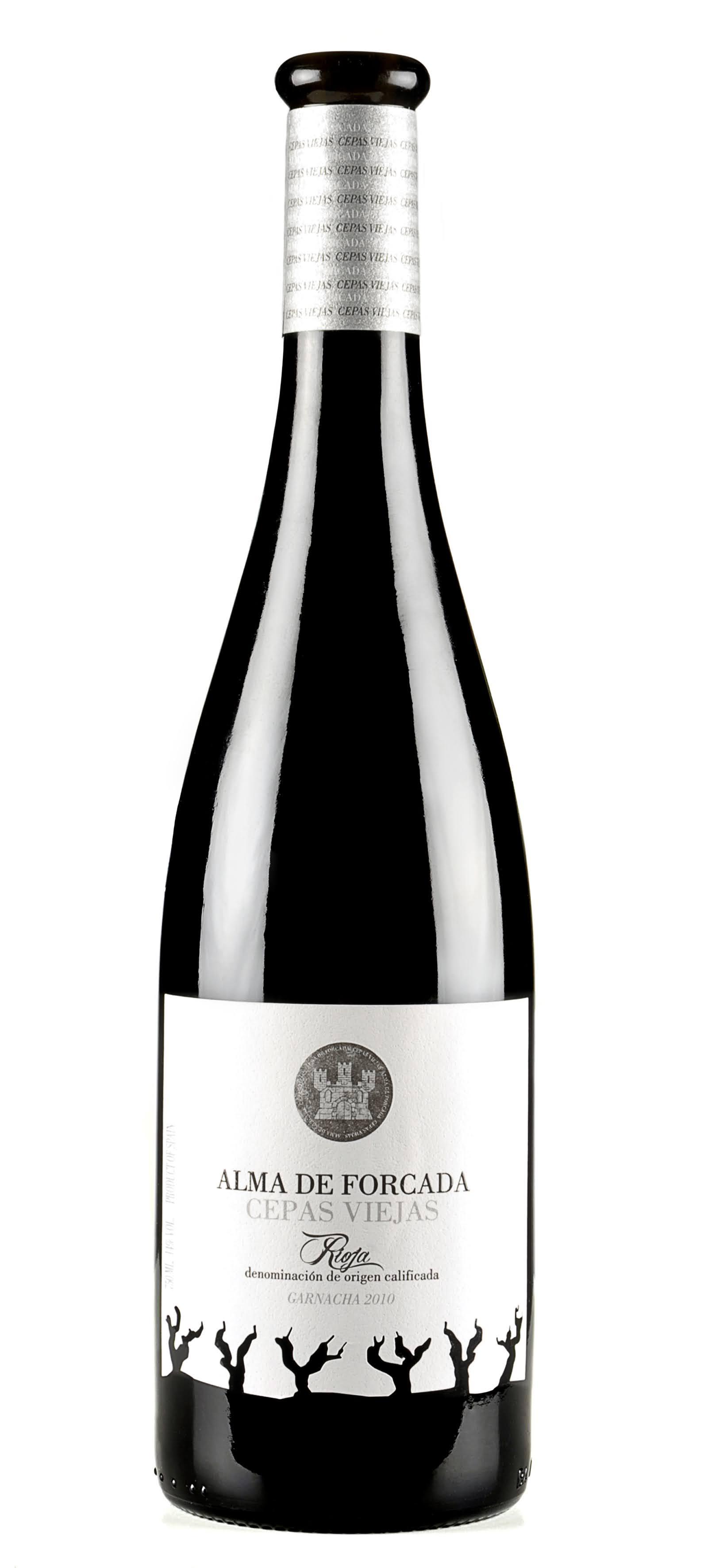 Bodegas Forcada Rioja Garnacha Cepas Viejas