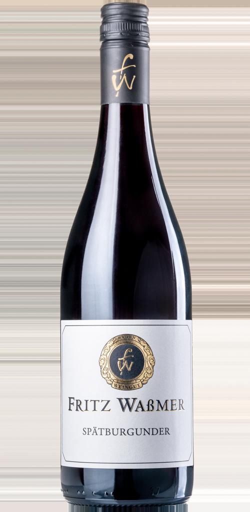 Weingut Fritz Waßmer Spätburgunder QbA 2019