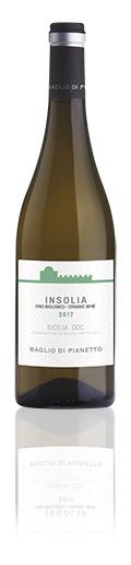 Insolia Terre Siciliane IGT - Organic