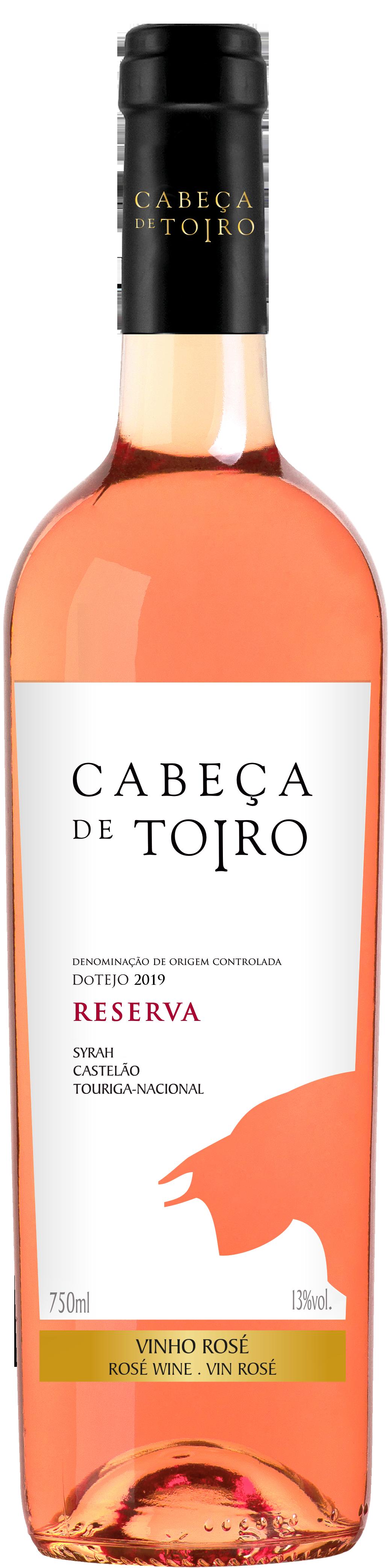 CABEÇA DE TOIRO RESERVE ROSE