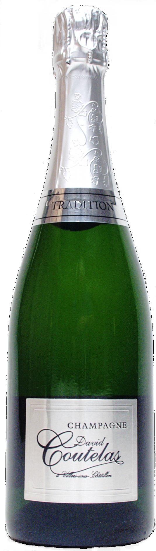 David Coutelas Brut Cuvée Tradition