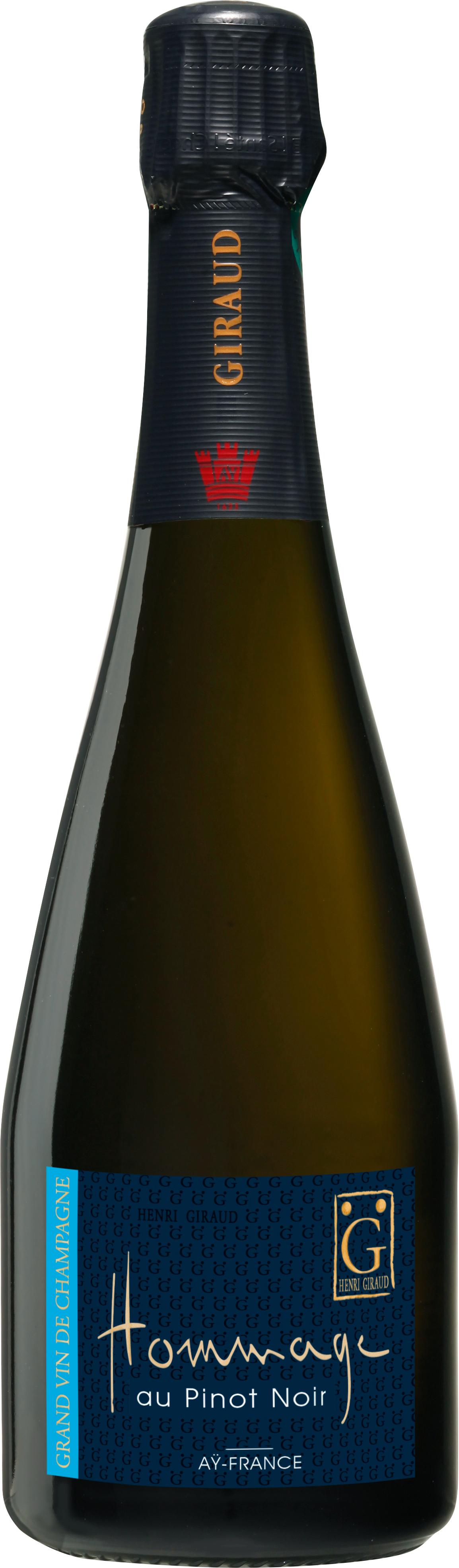 Domaine Henri Giraud Hommage au Pinot Noir
